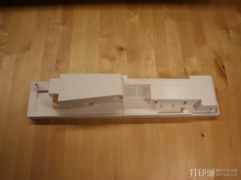澳洲联储大厦模型 3D模型  图14