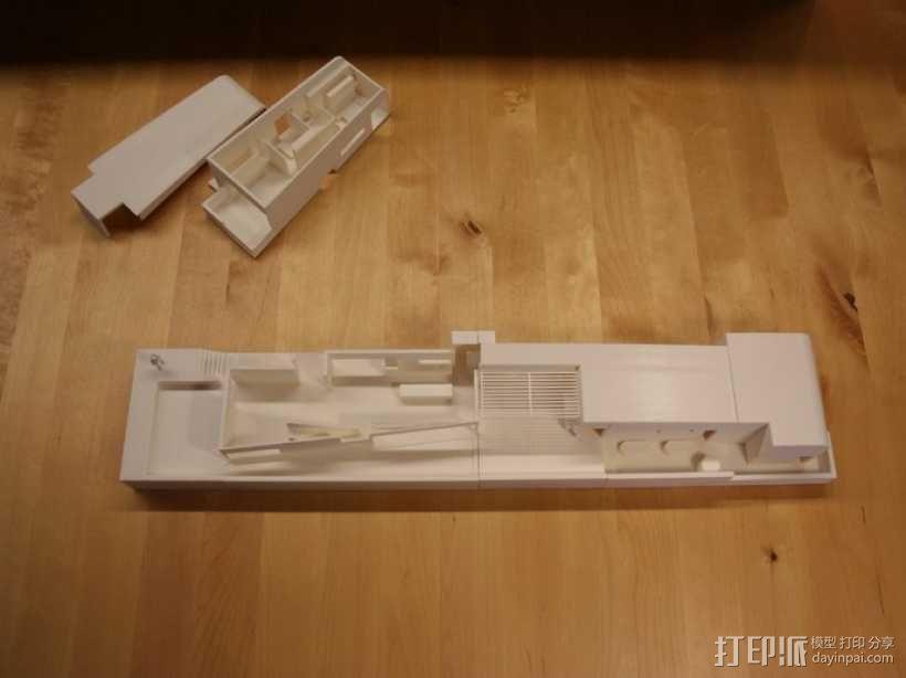 澳洲联储大厦模型 3D模型  图16