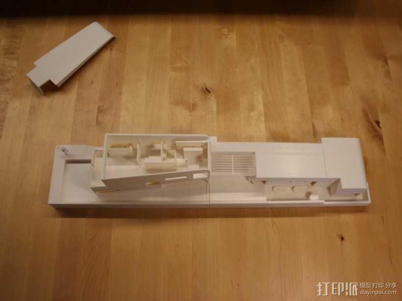 澳洲联储大厦模型 3D模型  图15