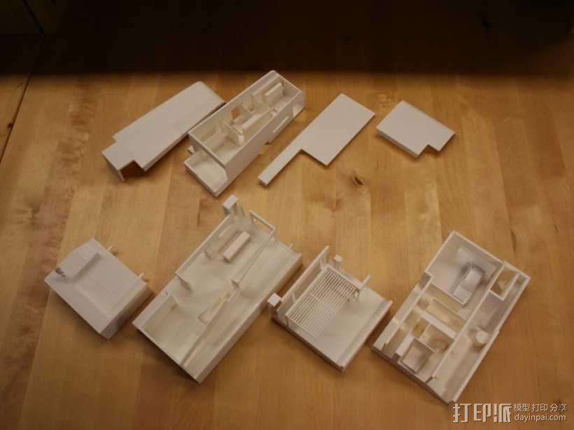 澳洲联储大厦模型 3D模型  图18