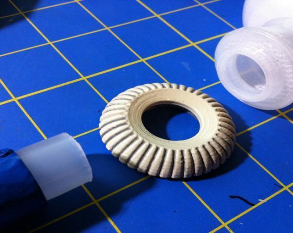 小玻璃瓶 盐瓶 3D模型  图14