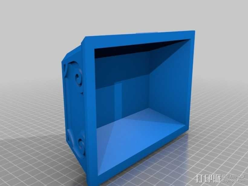 礼物盒 3D模型  图6