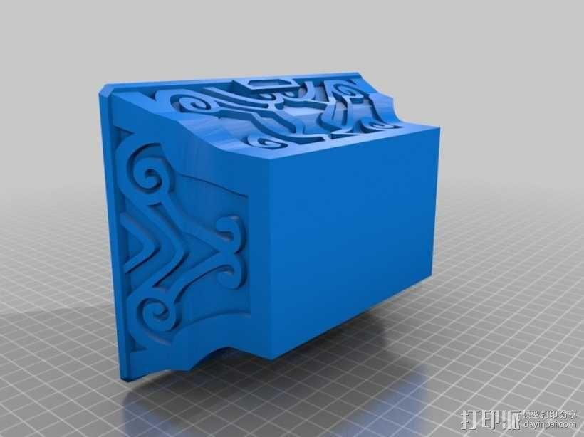 礼物盒 3D模型  图8