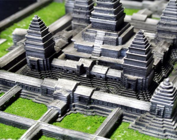 吴哥窟 3D模型  图6