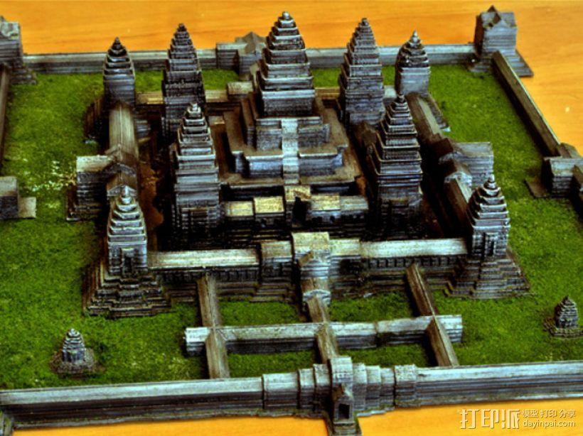 吴哥窟 3D模型  图9