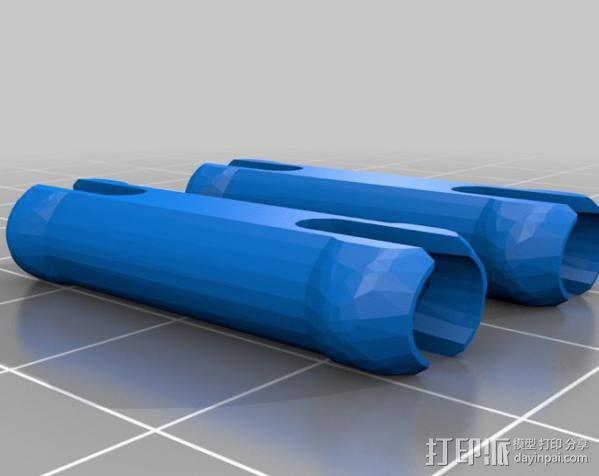 达雷克星人 3D模型  图9