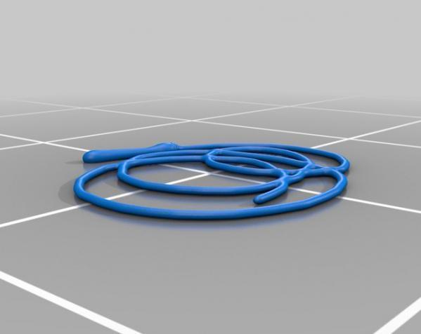 跳蚤 3D模型  图3