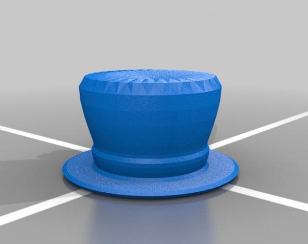 跳蚤 3D模型  图4