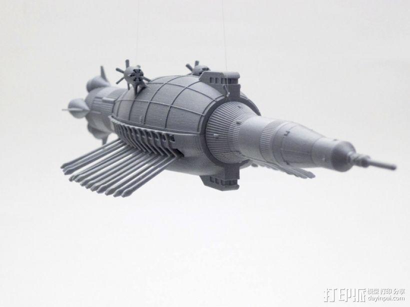 土星5号运载火箭 模型 3D模型  图10
