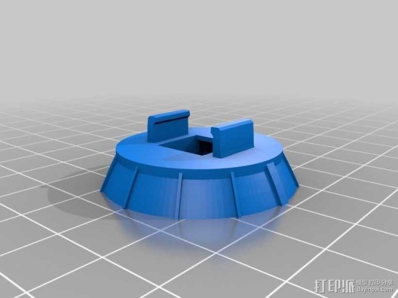 土星5号运载火箭 模型 3D模型  图13
