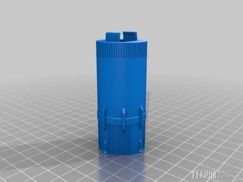 土星5号运载火箭 模型 3D模型  图16