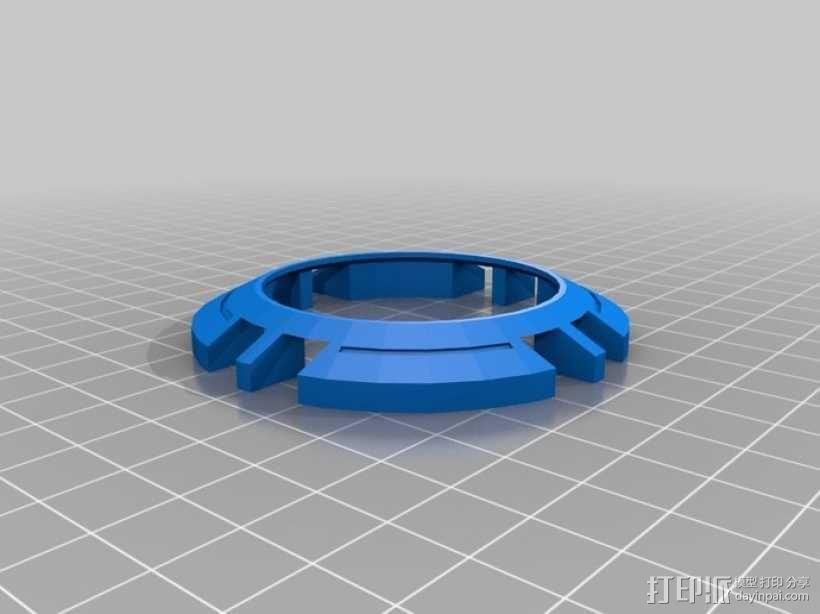 传送门 3D模型  图2