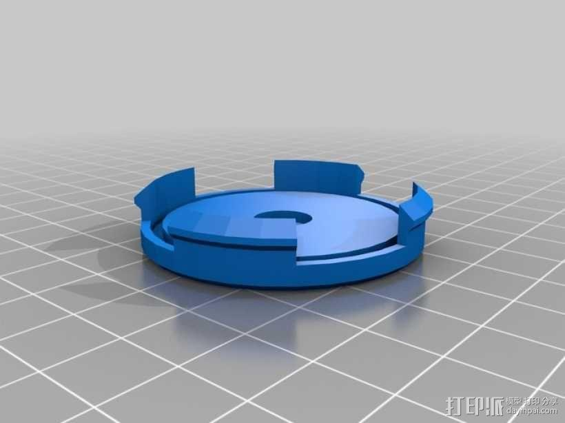 传送门 3D模型  图1