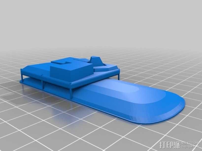 公共汽车 3D模型  图2