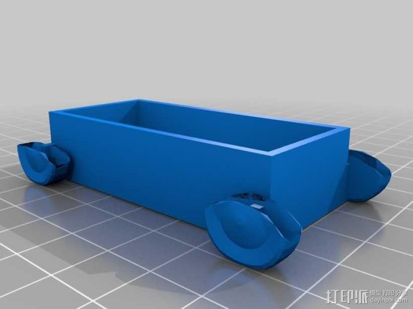公共汽车 3D模型  图8
