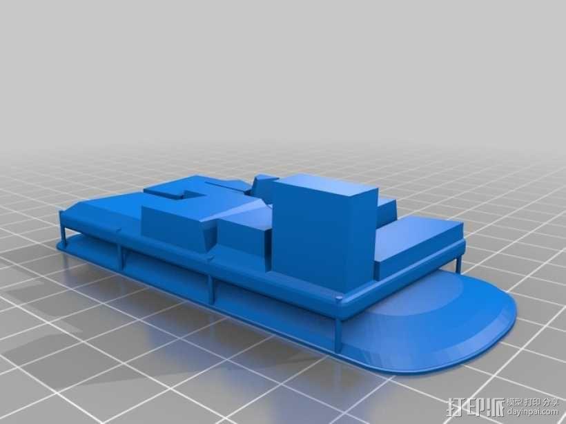 公共汽车 3D模型  图9