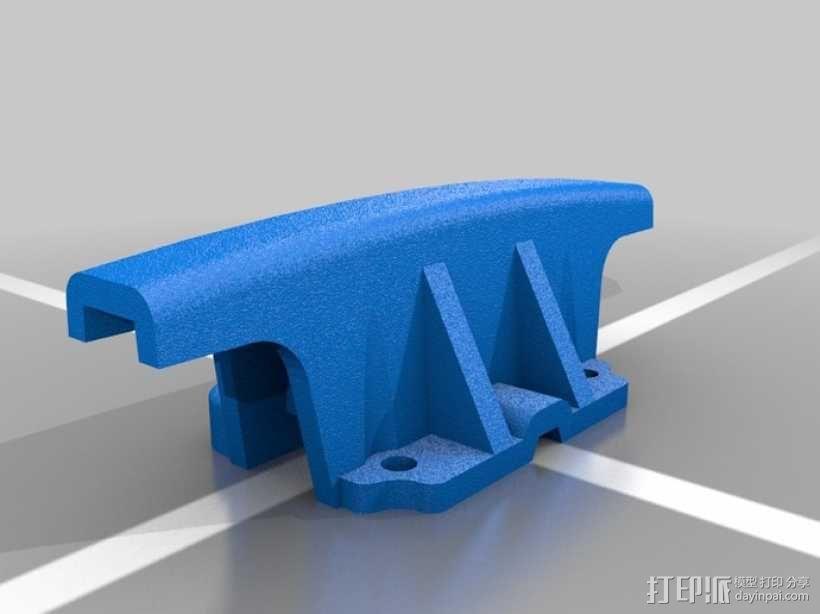 迷你库柏车  3D模型  图4