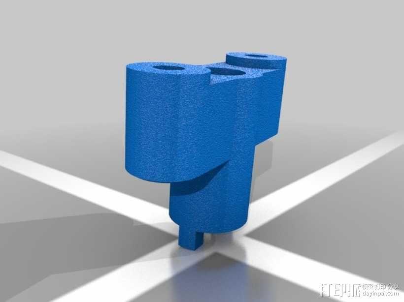 迷你库柏车  3D模型  图14