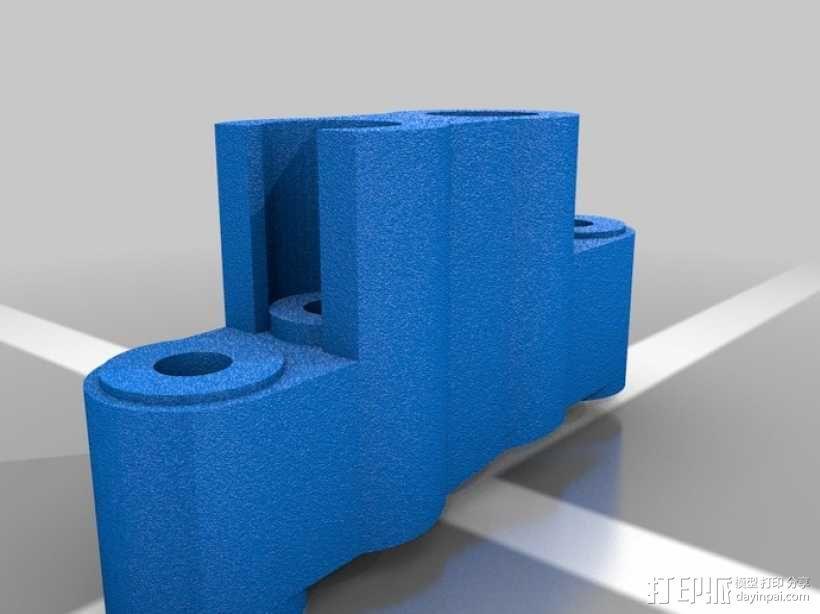 迷你库柏车  3D模型  图19