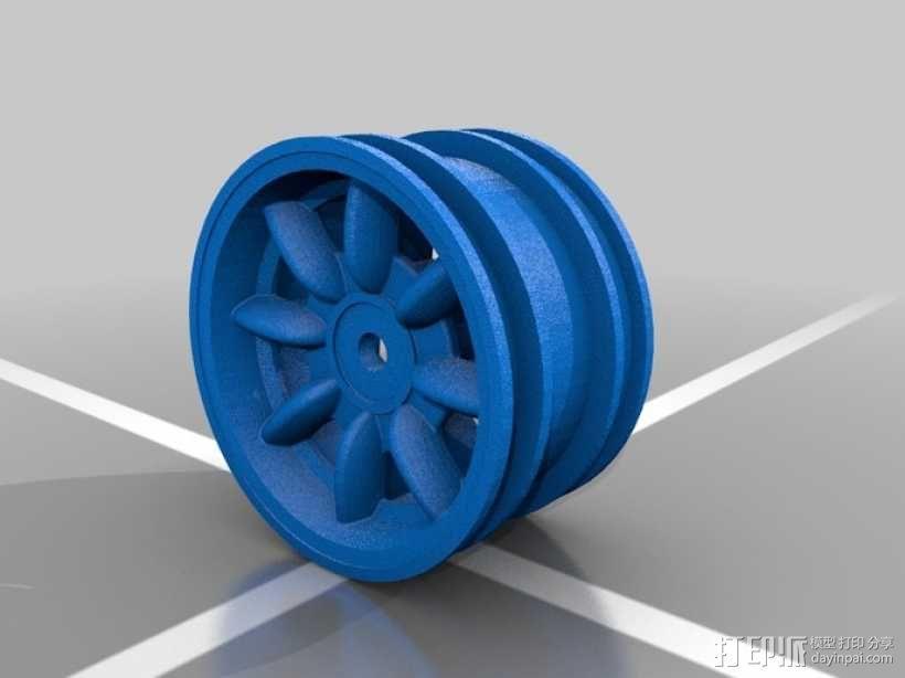 迷你库柏车  3D模型  图38