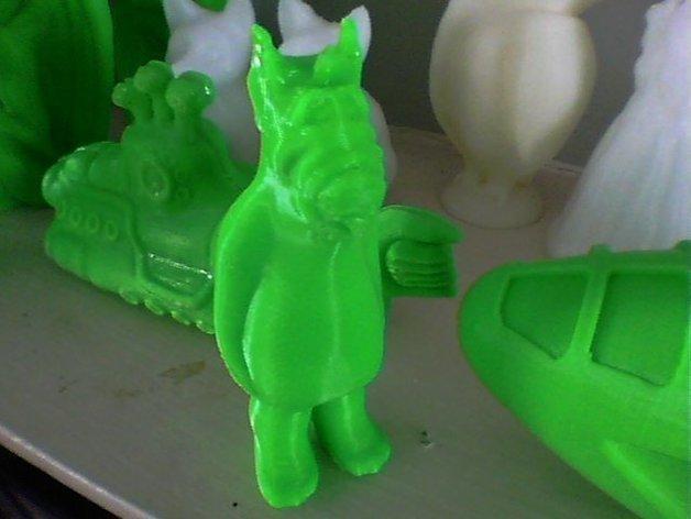 Alf 3D模型  图2