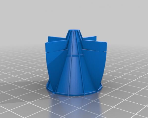 飞船 3D模型  图11