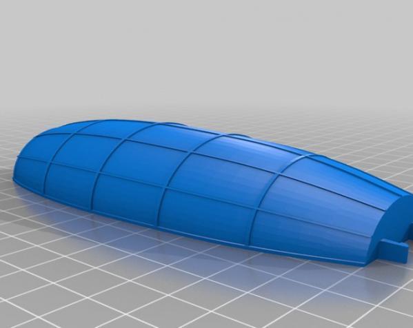 飞船 3D模型  图12