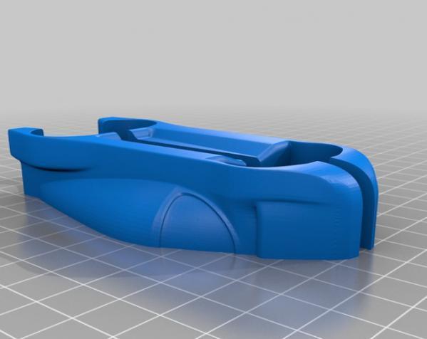梅赛德斯C9 车 3D模型  图2