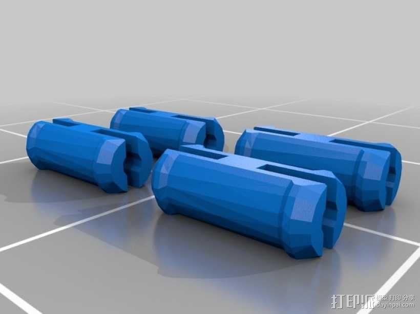 赛博人 3D模型  图6
