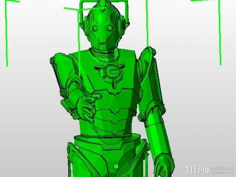 赛博人 3D模型  图8