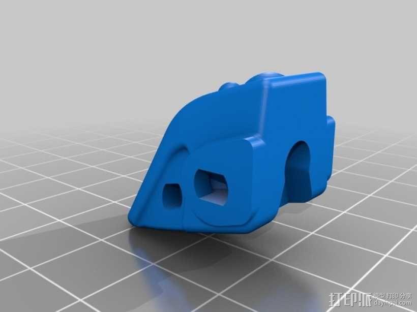 电动摩托车 3D模型  图9