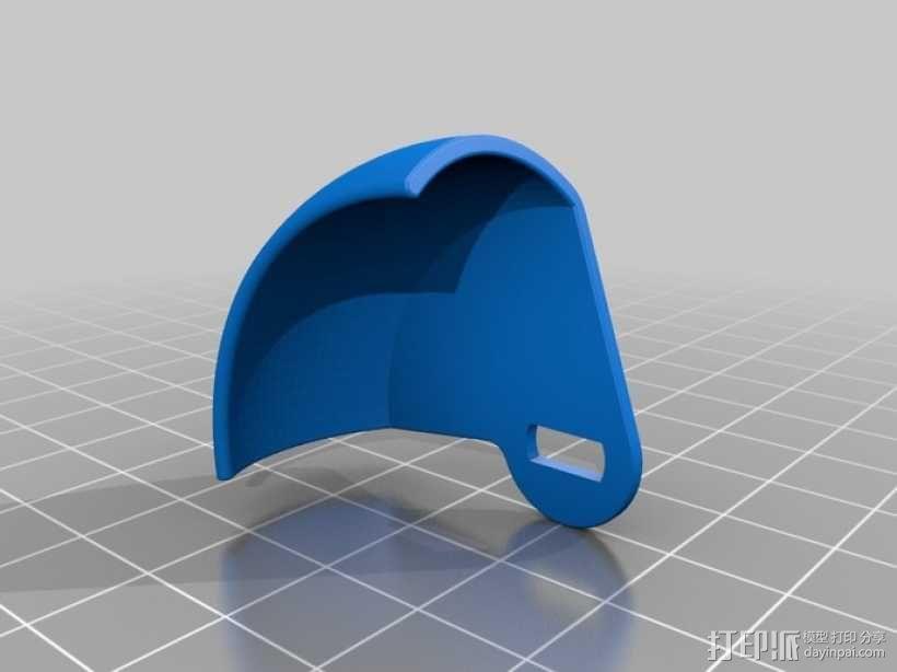 电动摩托车 3D模型  图14