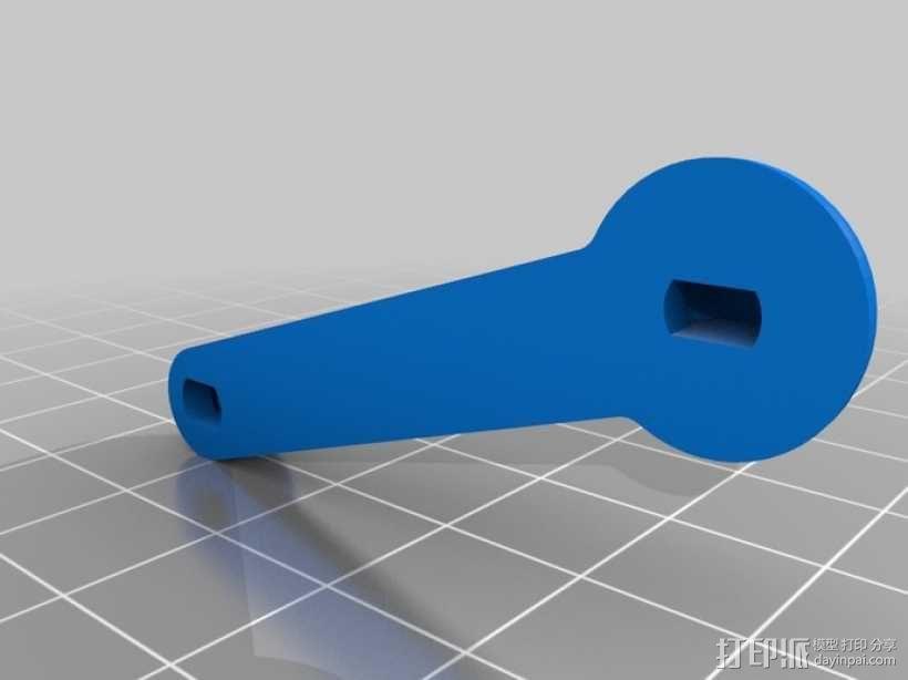 电动摩托车 3D模型  图13