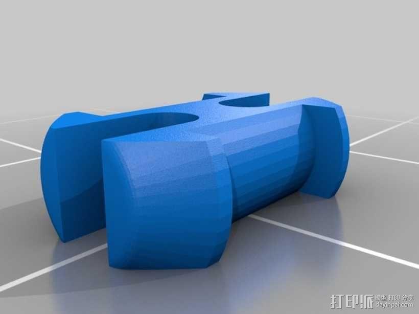 电动摩托车 3D模型  图25