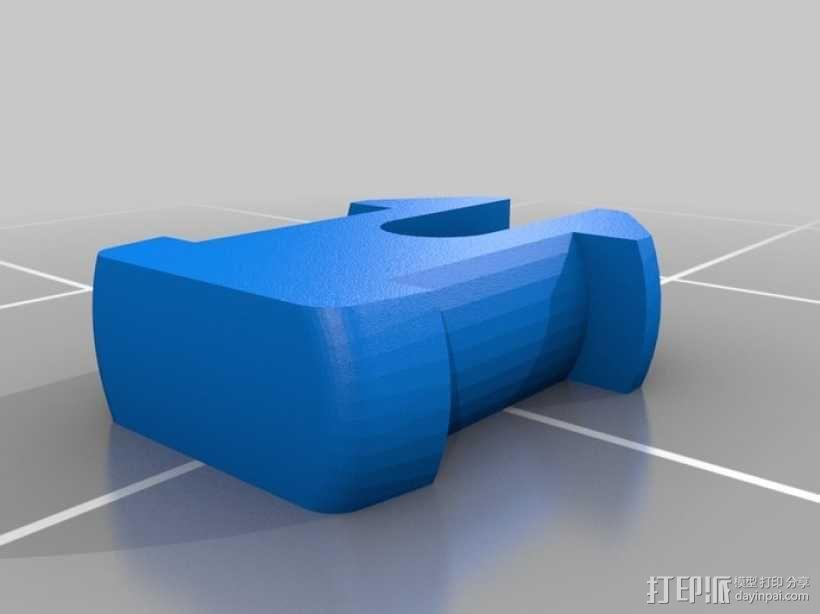 电动摩托车 3D模型  图30