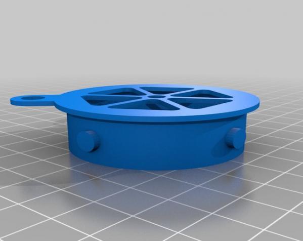 奥利奥饼干盒 3D模型  图4