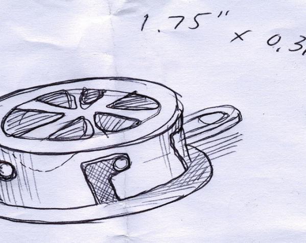 奥利奥饼干盒 3D模型  图3