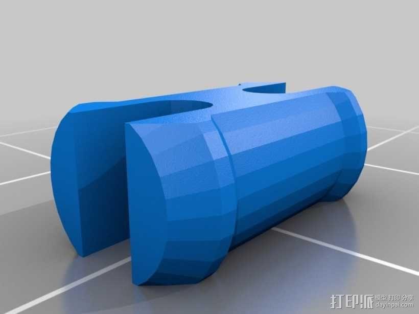 折叠踏板车 3D模型  图13