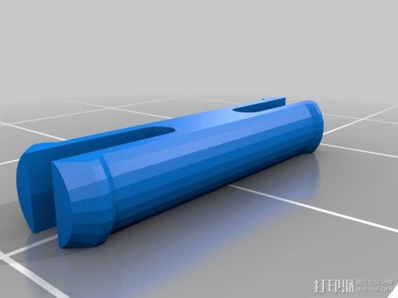折叠踏板车 3D模型  图12