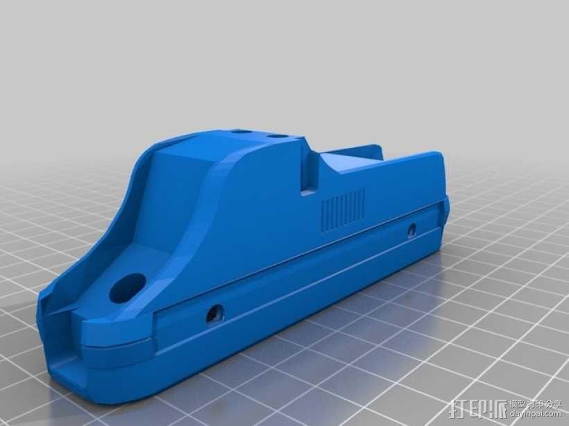 折叠踏板车 3D模型  图20