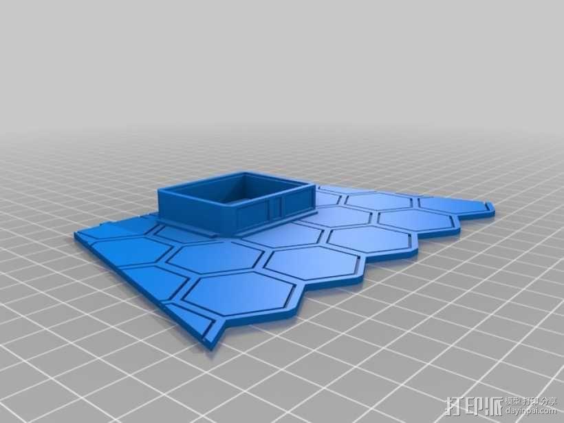 Hatch 42 桌游玩偶 3D模型  图4