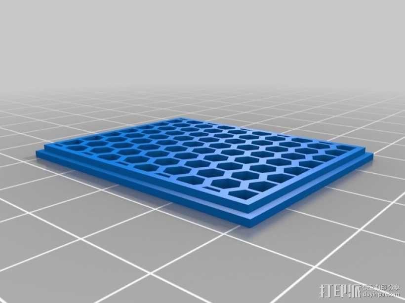Hatch 42 桌游玩偶 3D模型  图6