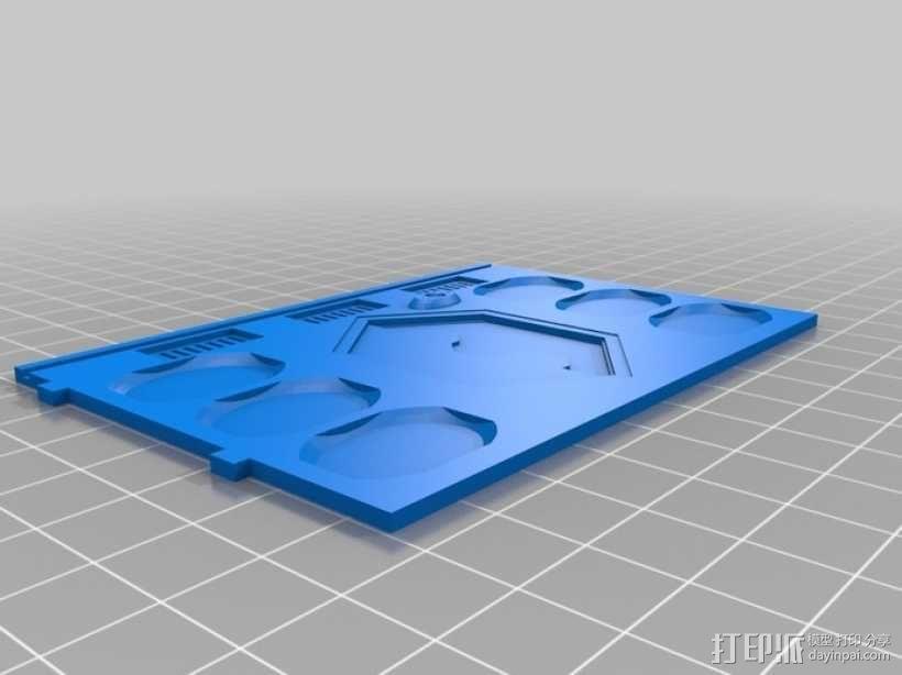 Hatch 42 桌游玩偶 3D模型  图8