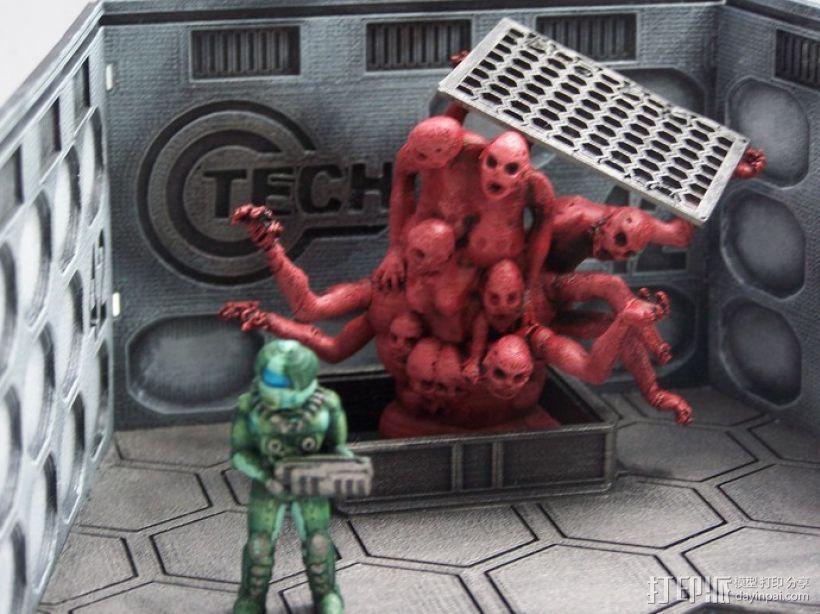 Hatch 42 桌游玩偶 3D模型  图10