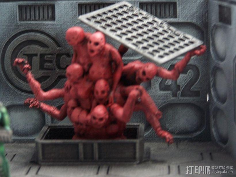 Hatch 42 桌游玩偶 3D模型  图12