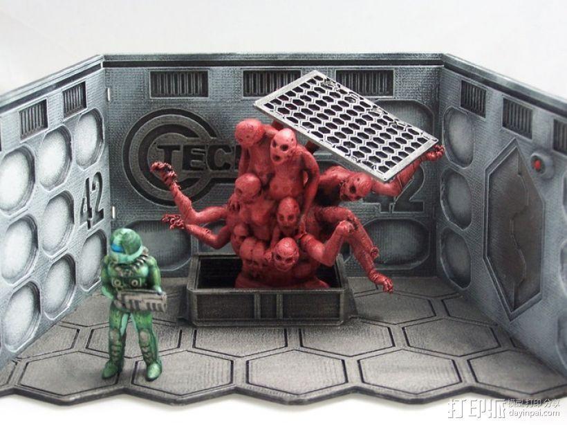 Hatch 42 桌游玩偶 3D模型  图9