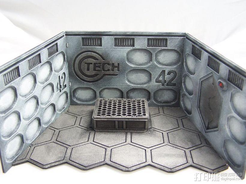 Hatch 42 桌游玩偶 3D模型  图15