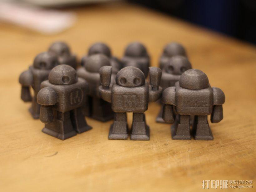 Maker Faire创客 机器人模型 3D模型  图1