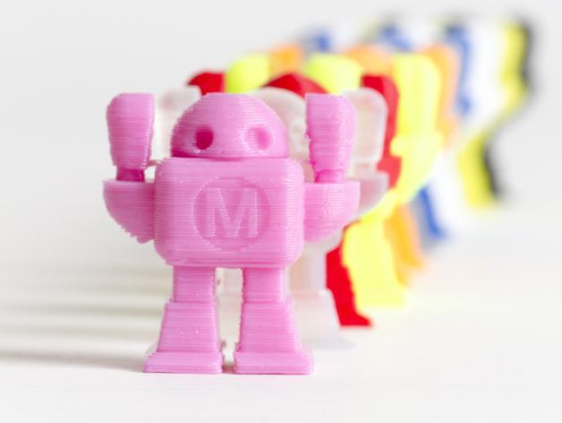 Maker Faire创客 机器人模型 3D模型  图3