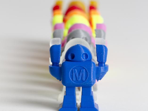 Maker Faire创客 机器人模型 3D模型  图4